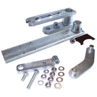 ditec lever system 110° opening angle cubic nacubic6l cubic6l