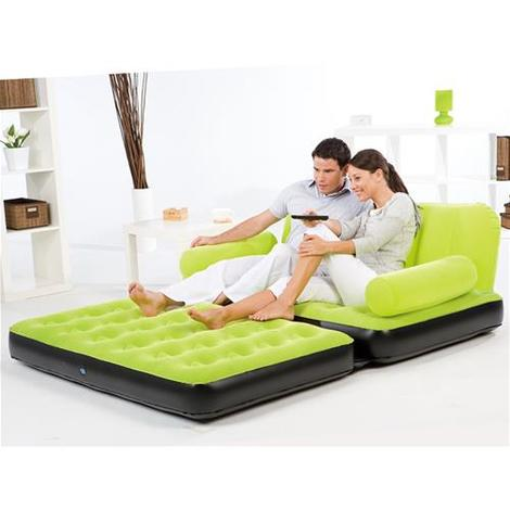 Divano Letto Bestway.Divano Letto Gonfiabile Sofa Bed Con Pompa 5 In 1 Bestway