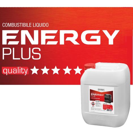 Divina-fire Combustible liquide inodore 18 L ENERGY PLUS