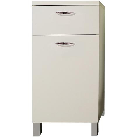 Divina-home mobile base cucina bianco DH55409