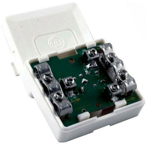 Divisor de konelco EGB incorporado, 1 entradas, 2 salidas, 41170-B