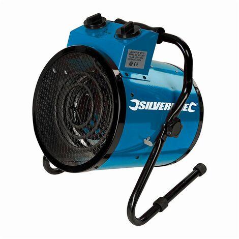 DIY 2kW Workshop Electric Fan Heater - 2kW UK