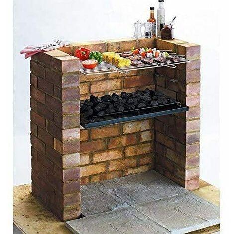 "main image of ""DIY Charcoal BBQ Grill Tray Set (67cm x 39cm)"""