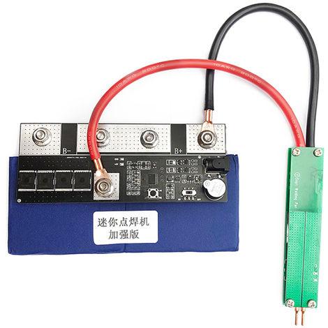 DIY portatil de almacenamiento de energia electronica soldadura por puntos Conjunto de lapiz de 18650 32650 Grupo bateria, integrada, 1 #