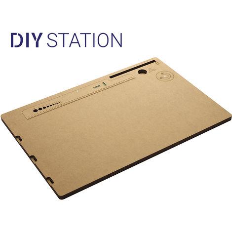 DIY Station, etabli portable en bois