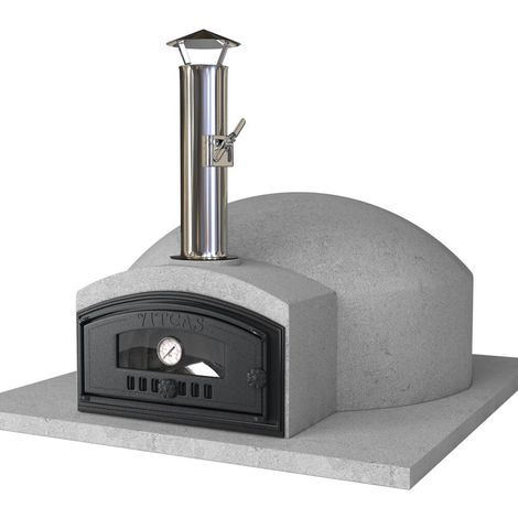 DIY Wood Fired Pizza Oven Kit – Build Your Own Pompeii 80 Outdoor Oven