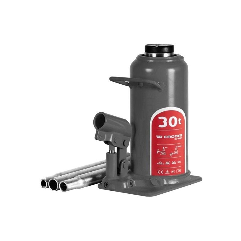 Cric bouteille 20T INTENSIF DL.20BTIPB Facom 215.78
