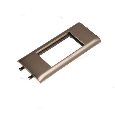 Dlp support Legrand - mosaïque alu 4 modules