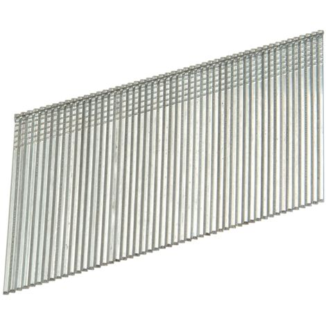 DNBA1638GZ 16 Gauge Galvanised 20° Finish Nails 38mm Pack of 2 500