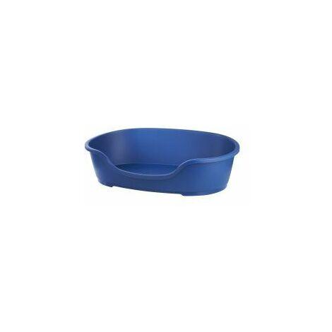 Do Not Disturb Plastic Dog Bed No6 Blue Berry (510139)