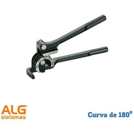 Doblatubos para tubería de cobre curvas de 180°