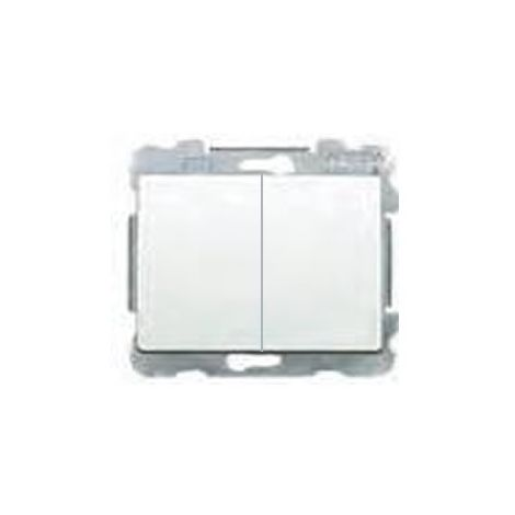 Doble conmutador estanco BJC Iris IP44 185010