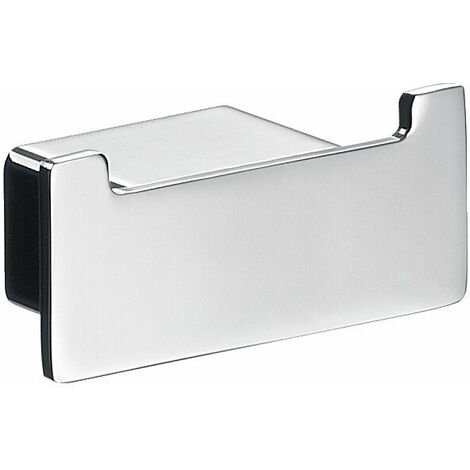 Doble gancho para loft Emco, color: acero inoxidable - 057501602