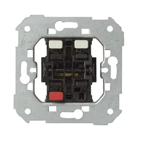 Doble Interruptor Simon 10 AX 250V