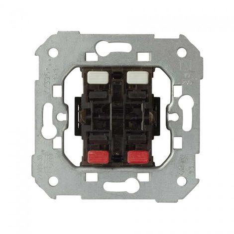 Doble pulsador 10AX Simon 75396-039