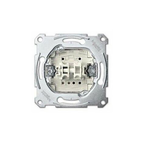 Doble pulsador SCHNEIDER MTN3155-0000