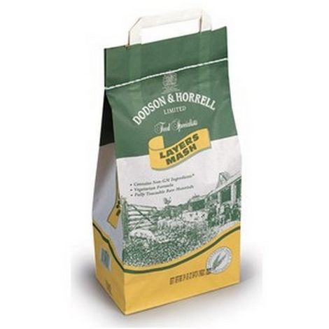 Dodson & Horrell Layers Mash Poultry Food (5kg) (May Vary)