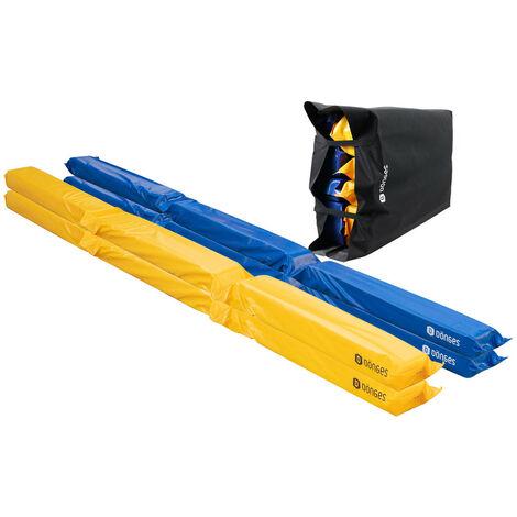 Dönges Pferdegassen Bodenarbeit Richtläufer 4 Balken Tasche 300x17x10 cm gefüllt