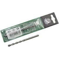 Dönges Steinbohrer ISO 5468 mit Hartmetallschneide, 9,0 mm, Länge 125 mm