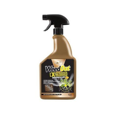 DOFF F-FQ-A00-DOF WeedOut Xtra Tough Weedkiller RTU 1 litre