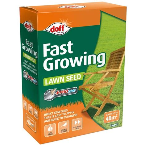 """main image of """"DOFF Fast Acting Lawn Seed 1kg - F-LC-A00-DOF"""""""