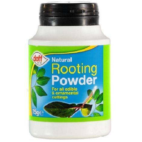 Doff Rooting Powder Plant and Cuttings 75g Dibber Pack Rootings Power