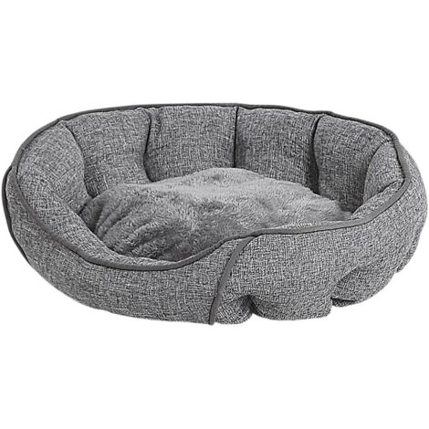 Dog Bed Grey 60 x 50 cm CANDIR