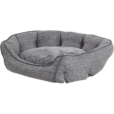 Dog Bed Grey 65 x 50 cm CANDIR