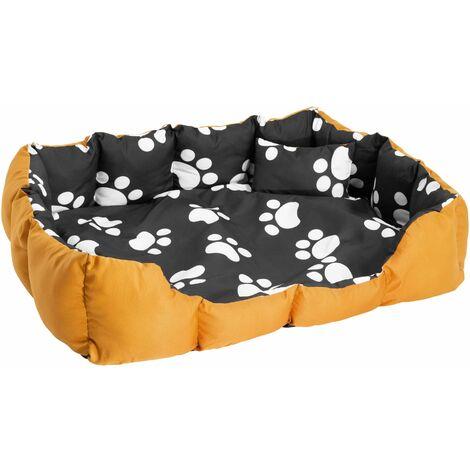 Dog bed made of polyester - large dog bed, dog basket, dog snuggle bed