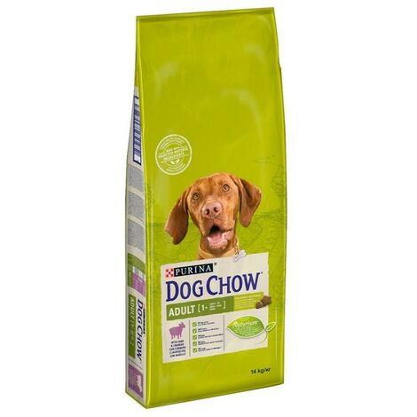 Dog Chow Adult Cordero 14kg