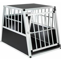 Dog crate standard shape single