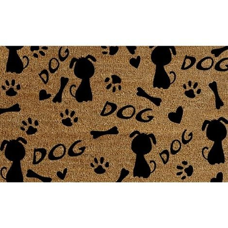 Dog Door Mat