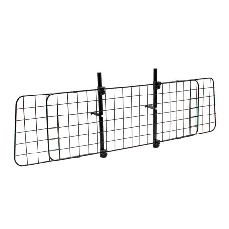 Dog Guard Barrier Freely Adjustable for the Car Model D Made of Iron