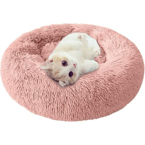 Dog Kennel Removable Cat Litter and Washable Autumn and Winter Dog Cat Carpet Pink Pet Bitter Cat Radium 60cm