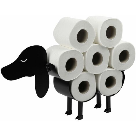 Dog Toilet Roll Holder | Pukkr