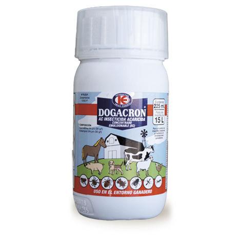 Dogacrón Insecticida Concentrado 250 ml