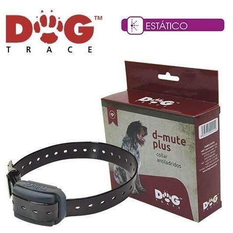 Dogtrace D-Mute Plus Collar Antiladridos Potente y sumergible para perros grandes y fuertes resistentes