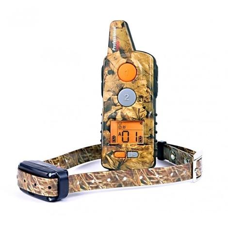 Dogtrace PRO - Collar de adiestramiento para perros uso profesional o deportivo largo alcance 2 Kilómetros, dos colores, para varias razas y tamaños a elegir