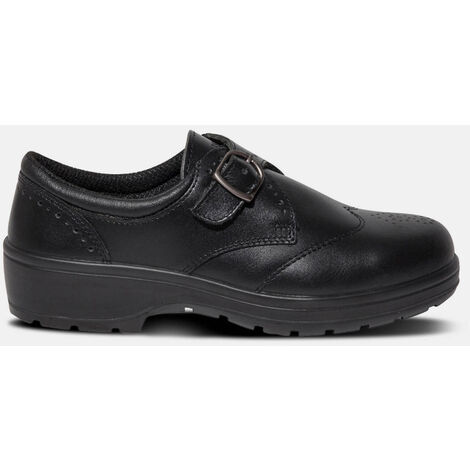 Dolby 8764- Chaussures de sécurité niveau S1 - Femme - taille : 42 - couleur : Noir - PARADE - Noir