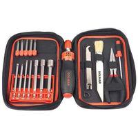 DOLMAR Motorsägen-Service-Set 19-teilig, inkl. widerstandsfähiger Outdoortasche DOLMAR-988050210