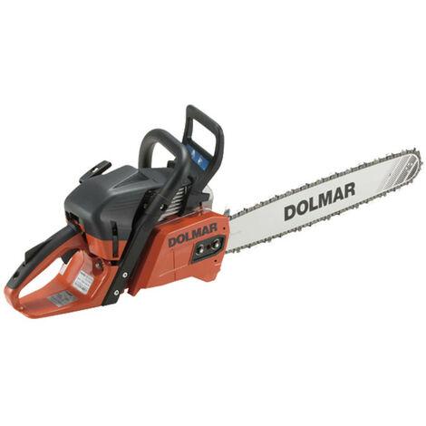 DOLMAR thermal cut-off saw 55,7cm3 Farmer guide 45 cm PS550-45