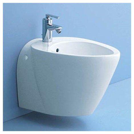 Ceramica Dolomite Sweet Life.Dolomite Sweet Life Bidet Sospeso J392100 Dolomitej392100