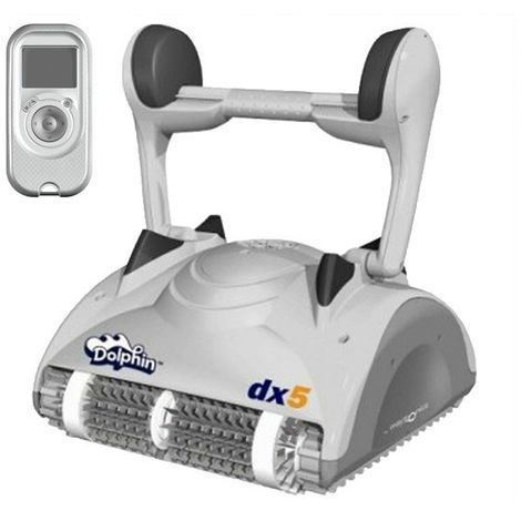 Dolphin DX5 robot limpiafondos piscina