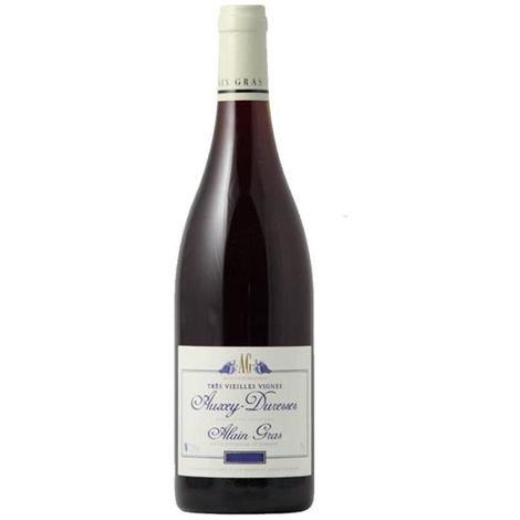 Domaine Alain Gras 2016 Auxey-Duresses - Vin rouge de Bourgogne