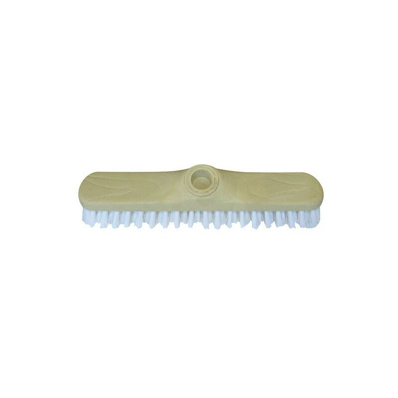 Balai frottoir S30 fibres plastique bois avec douille - Domergue