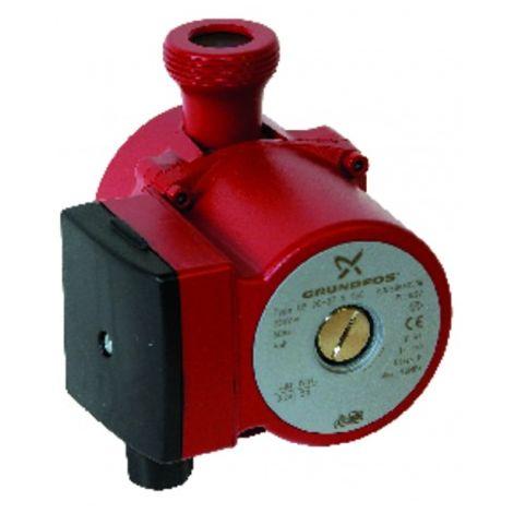 Domestic circulator - Ups32-100 N 180 1X230V 50Hz 9H - GRUNDFOS : 95906489