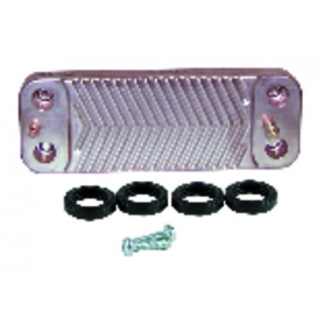 Domestic heat exchanger - DIFF for Saunier Duval : S1005800