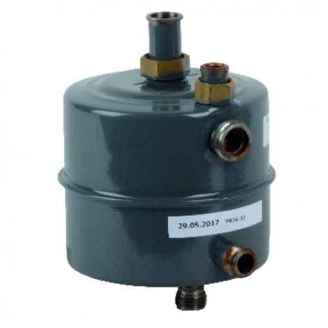 Domestic hot water exchanger for Murelle - SIME : 6222800