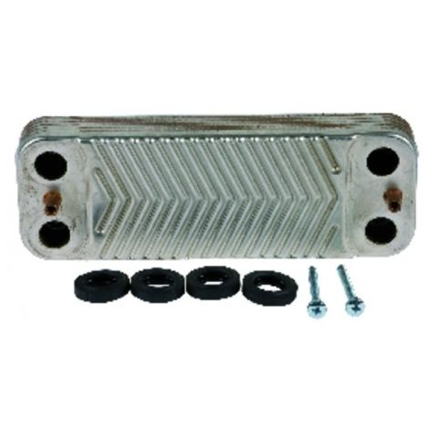 Domestic plate exchanger - DIFF for Chaffoteaux : 61011164