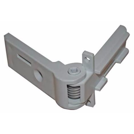 Dometic Freezer Hinge Flap (One Size) (Grey)